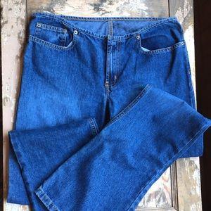 Ralph Lauren flare jeans